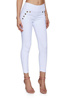 Hyperstretch Sailor Jeans - WHITE - 1074072290410