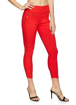 Hyperstretch Sailor Jeans - RED - 1074072290410