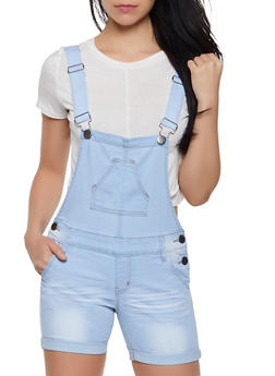 Woman Overalls