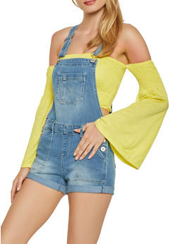 Highway Fixed Cuff Shortalls - 1076071310743