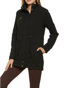 Zip Pocket Anorak Jacket - 1086054267210