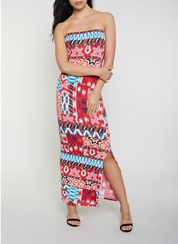 Maxi Tube Dresses