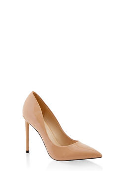 Pointed Toe High Heel Pumps - 1111004062666