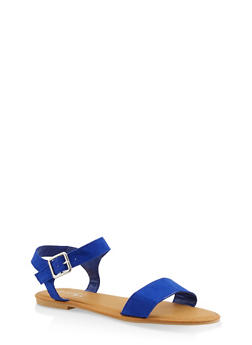 Buckle Ankle Strap Sandals | 1112004062560 - 1112004062560