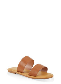 Two Band Slide Sandals | 1112004069290 - 1112004069290