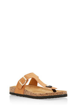 Thong Footbed Sandals - 1112073541704