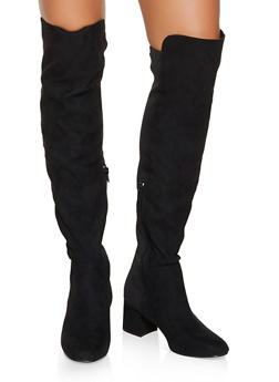 Womens Over the Knee Boots | Everyday