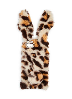 Leopard Bunny Ear iPhone Case - 1120057690075