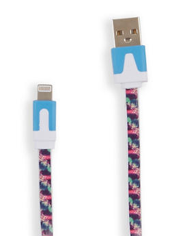 Galaxy Print USB Lightning Cable - 1120057694720