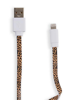 Leopard USB Lightning Cable - 1120057694780