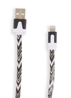 Printed 3 Ft USB Charging Cable - 1120057694800