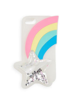 Rainbow Silicone iPhone Case - 1120066416700