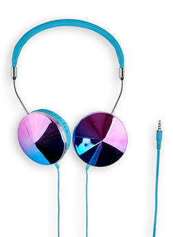 Iridescent Shimmer Headphones | 1120066844444 - 1120066844444