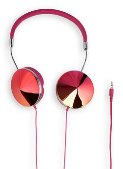 Iridescent Shimmer Headphones | 1120066845555 - 1120066845555