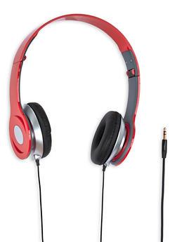 Foldable Stereo Headphones - 1120070467170