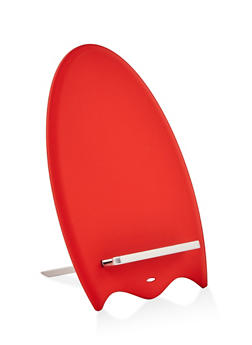 Wireless Phone Charger - RED - 1120071460840