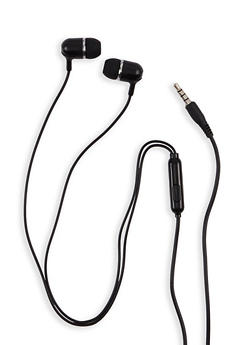 Tangle Free Earbuds - 1120072766330