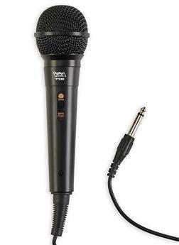 Dynamic Microphone - BLACK - 1120075010220