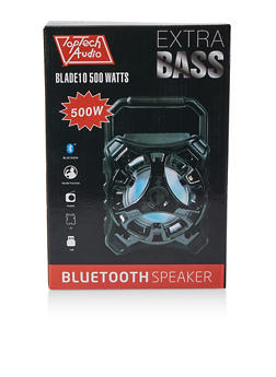 Extra Bass Bluetooth Speaker | 500W - 1120075011010