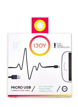 Micro USB Charging Cable | 1120075123333 - 1120075123333