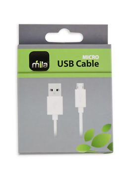 Micro USB Cable - 1120075201240