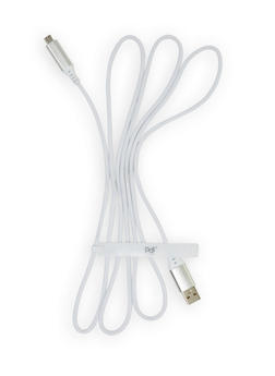 6 ft Mesh Micro USB Cable - 1120075784880