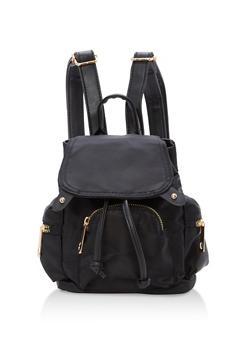 Small Drawstring Backpack - 1124061590925