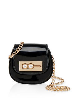 Mini Jelly Crossbody Bag - 1124061591190