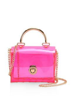 Studded Neon Mini Crossbody Bag - 1124061596810