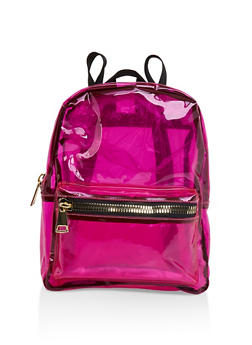 Clear Backpack - 1124067448086