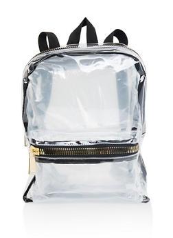 Clear Backpack - 1124067448086