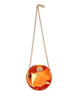 Round Neon Crossbody Bag - 1124067449001