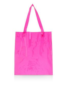 Iridescent Tote Bag - 1124067449003