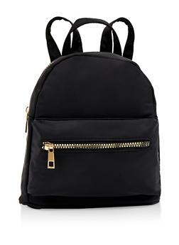 Small Nylon Backpack - 1124067449019