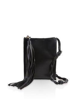 Twist Crossbody Strap Bag - 1124067449050