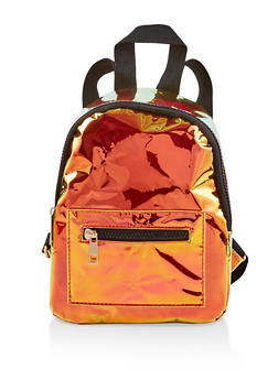 Small Neon Backpack - MULTI COLOR - 1124067449090