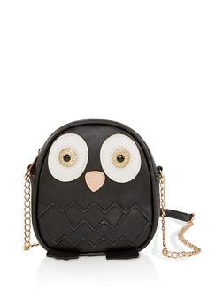 Owl Crossbody Bag - 1124073401160