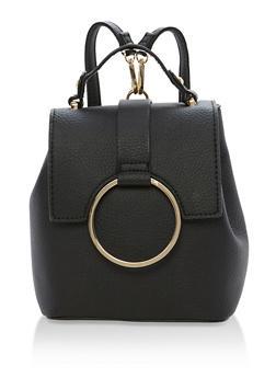 Mini Satchel Backpack - 1124073895687