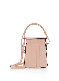 Small Crossbody Bucket Bag - 1124073896083