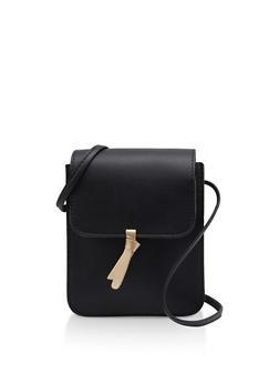 Knot Detail Crossbody Bag - 1124073896803