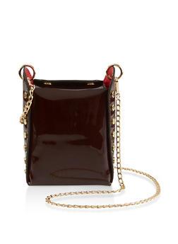Studded Side Crossbody Bag - 1124073896866