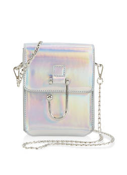 55728f5770 Hook Buckle Crossbody Bag - 1124073896919