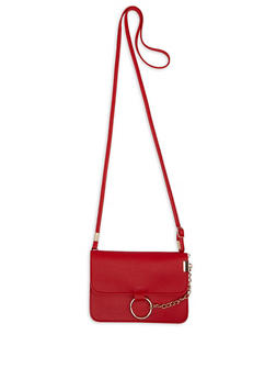Chain Detail Crossbody Bag | 1124073897057 - 1124073897057