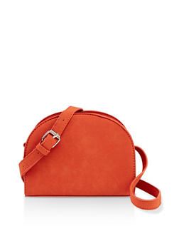 Textured Crossbody Bag - 1124074391190