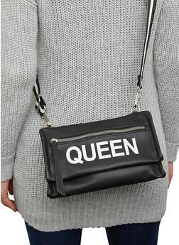 Queen Crossbody Bag - 1124074391980