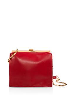 Square Crossbody Bag - 1124074392036