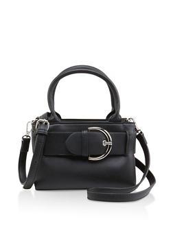 Belted Mini Crossbody Bag - 1124074399194