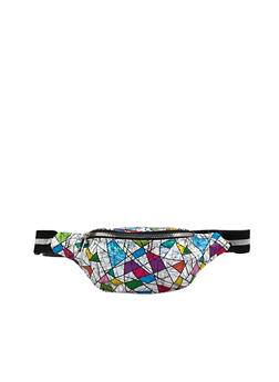 Iridescent Prism Fanny Pack - 1126067442309