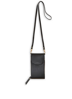 Zip Around Crossbody Bag - 1126067442409