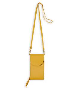 Zip Around Crossbody Bag - 1126067442409